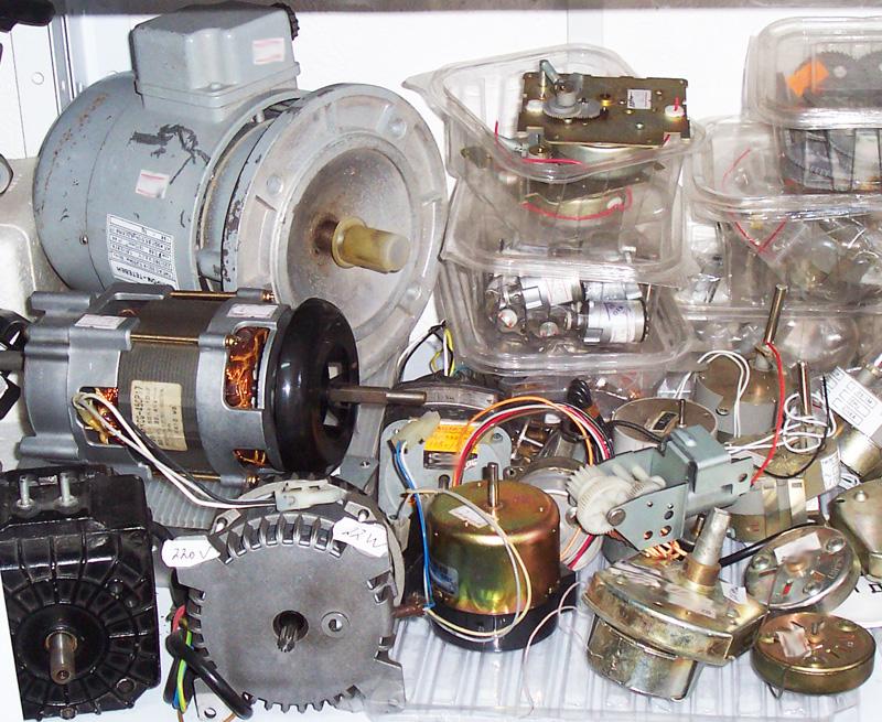 Двигатели - разни
