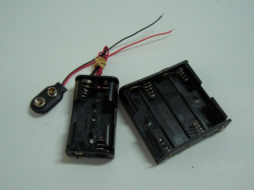 Държатели за батерии