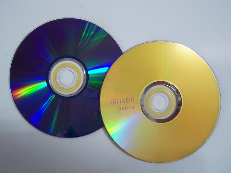 Компакт дискове CD-R / DVD