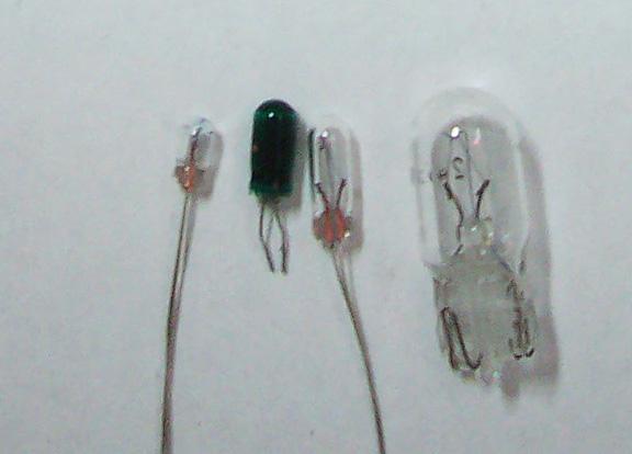 Лампи – миниатюрни и специални
